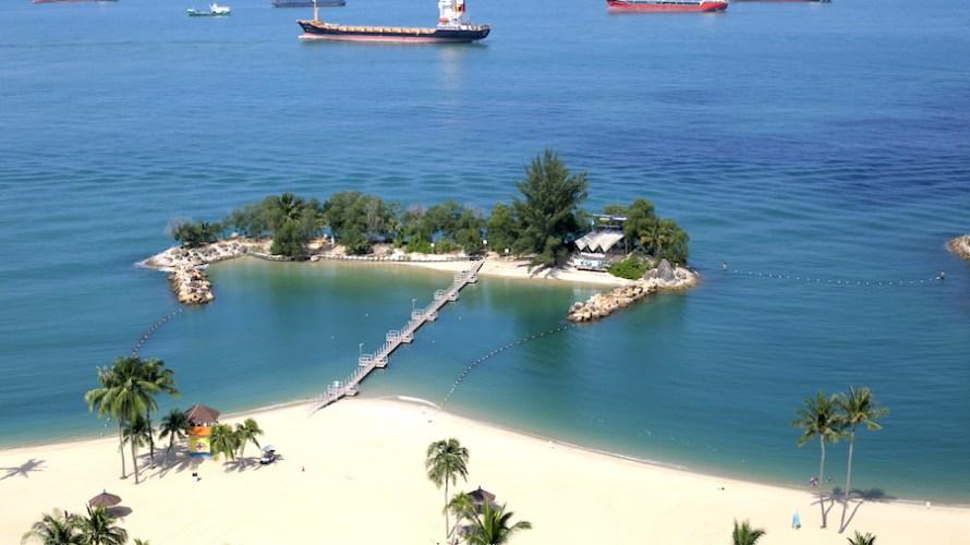【シンガポール】行かないと損するセントーサ島