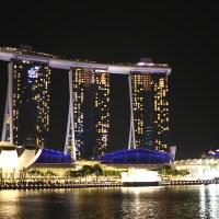 【シンガポール】マリーナ・ベイ・サンズを見ずしてシンガポールを見たと言うなかれ