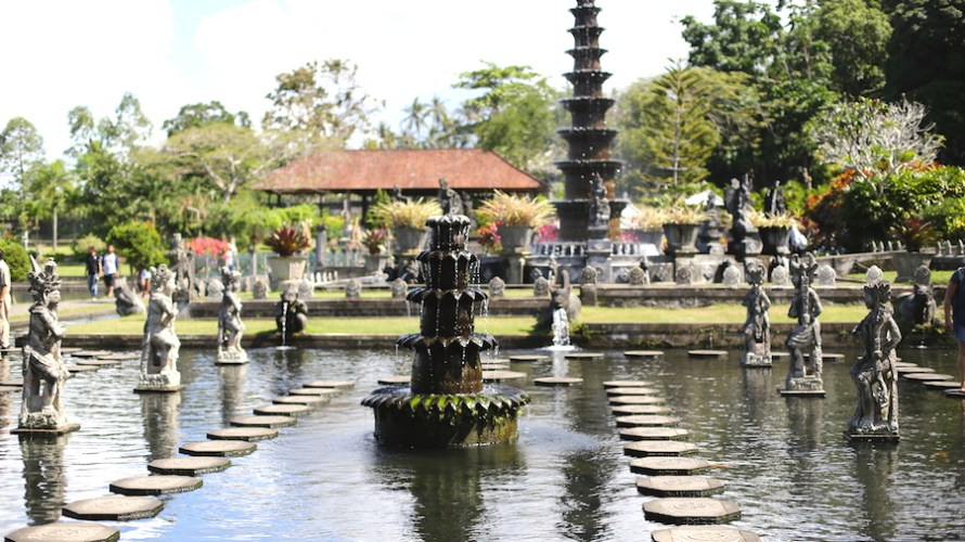 【バリ島】東部にある水の離宮「ティルタ・ガンガ(Tirta Gangga)」へ行く価値はあり?