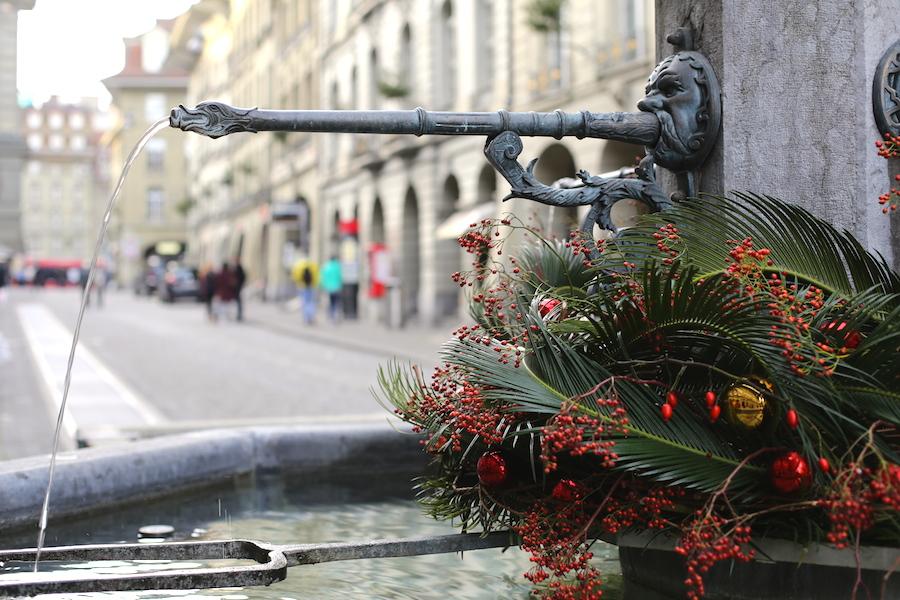 bern-fountain