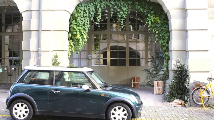 【スイス】魅力的なカフェやレストランがいっぱいなベルン