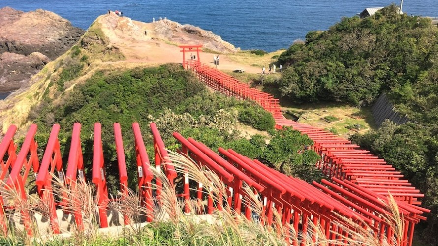 【山口】CNN「日本の最も美しい場所31選」に選ばれた元乃隅稲成神社に行ってみたいあなたへ!