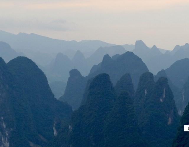 【中国】山水画の世界が広がる陽朔(ヤンシュオ)を拠点として観光した方がいい理由