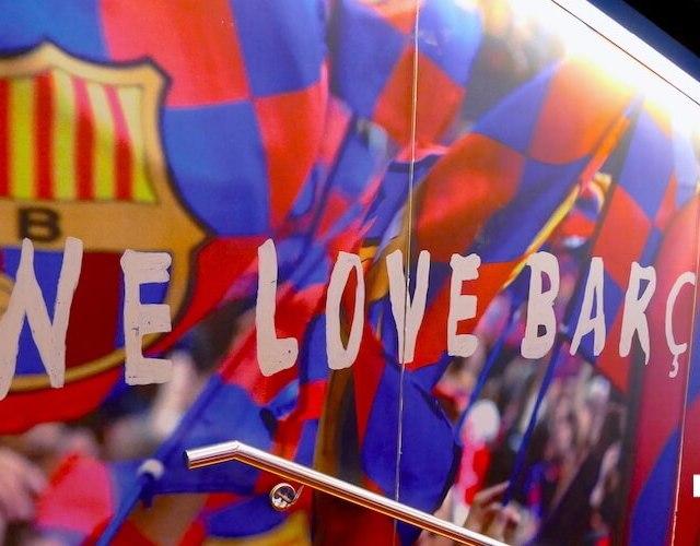 【バルセロナ】夢のひとつがかなった!FCバルセロナのホーム「カンプノウツアー」に参加した感想