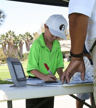 SCGA Junior Hosts First Club Tournament