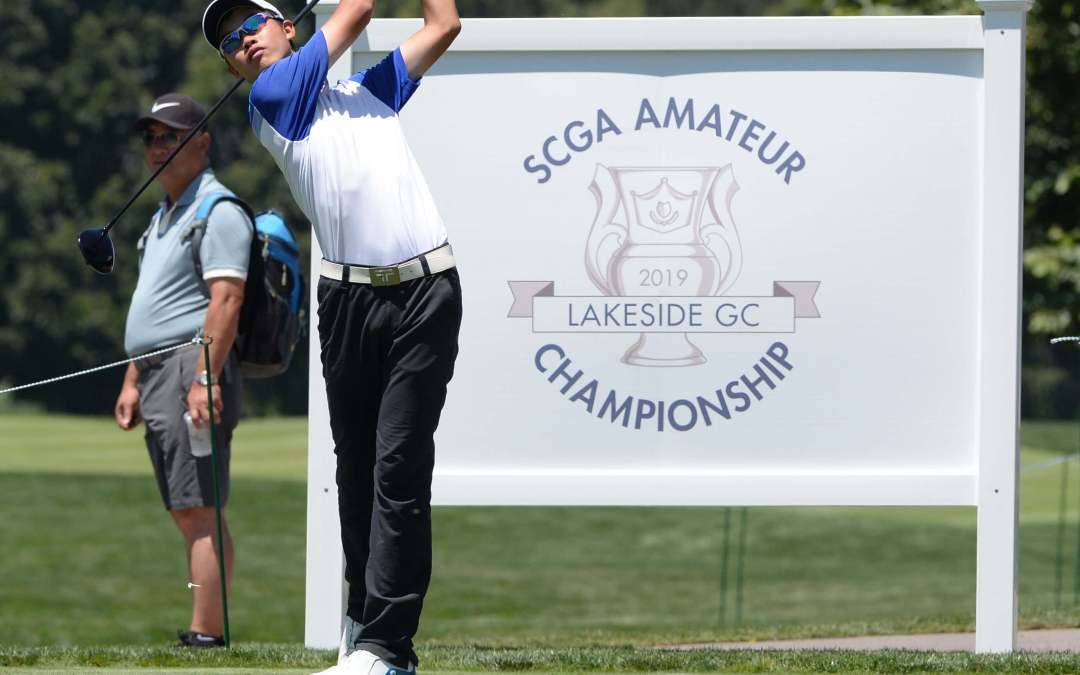 Member Qualifies for SCGA Amateur Championship