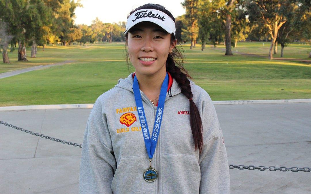 Golfer Creates High School Team, Soars to Great Heights