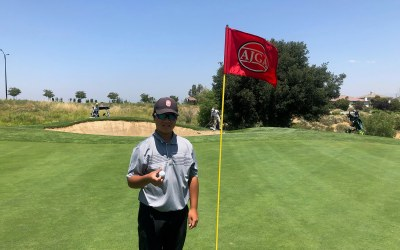 Junior Spotlight: Alan Pham