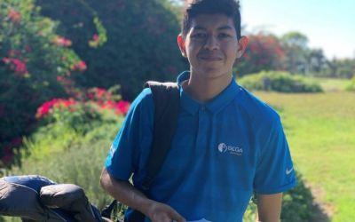 Junior Spotlight: Johnathan Vasquez