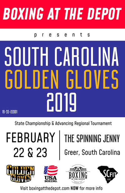 2019 golden gloves sc