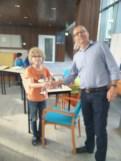 3e plaats Volendam