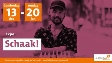 Schaak In De Rotterdamse Bieb Schaaksite