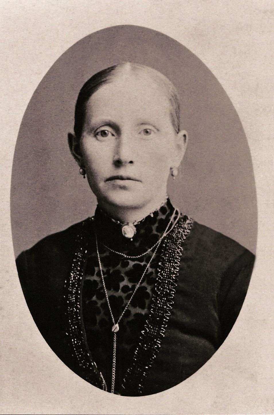 Susanna Johanna Kruize-Schreuder (1853-1890)