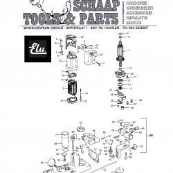 Elu Ps174 Parts Diagram