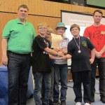 WK IV, Rang 3: Gymnasium Marne