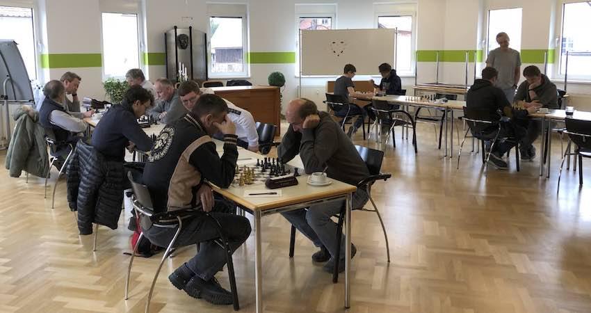 Obersteirische Liga, 6.Runde: SPG Trofaiach/Niklasdorf –  Leoben 2    6 : 2
