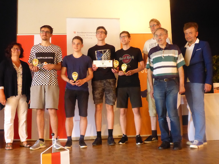 Schülerliga Bundesfinale Oberstufe