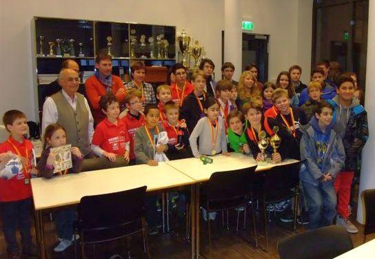 Weihnachtspokal Baden-Elsass am 22.12.2012