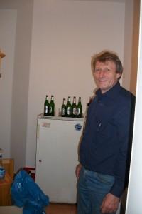 Unser Chefkoch Ingo Lange!