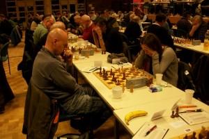 In der 7. Runde schlug er Velina Valeria; am Ende war sie dennoch vor unserem Jörg platziert.