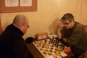 Sergej gegen Martin