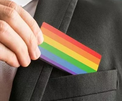 Pride Flag In Pocket