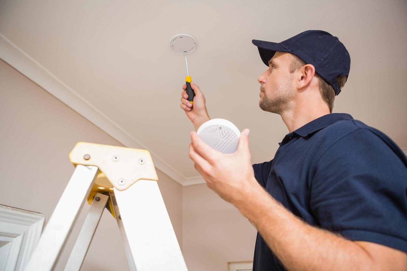 kitchen smoke detector water dispenser why you need a carbon monoxide | schafer electric ...