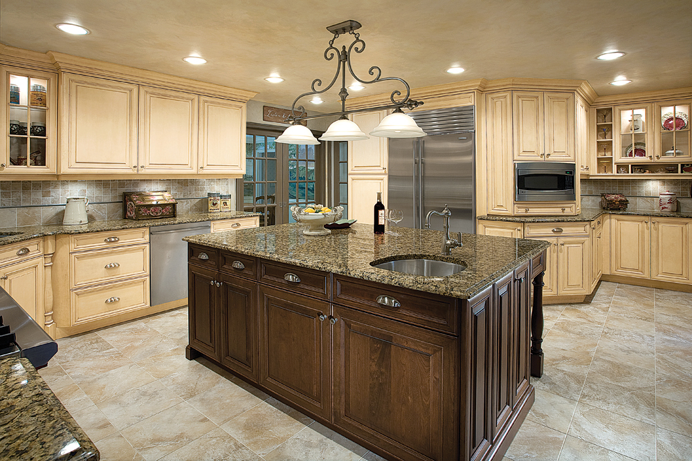 4 Tips for Lighting Up Your Kitchen