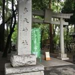 布多天神社(調布)