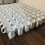 オリジナルマグカップの大量注文をいただきました