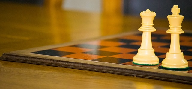 Interne competitie: ronde 8 en 9