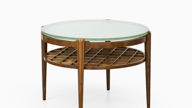 Coffee / side table attributed to Carl-Axel Acking at Studio Schalling