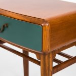 Axel Larsson bedside tables by Bodafors at Studio Schalling