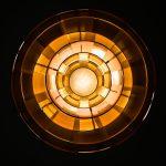 Poul Henningsen Septima-5 ceiling lamp at Studio Schalling