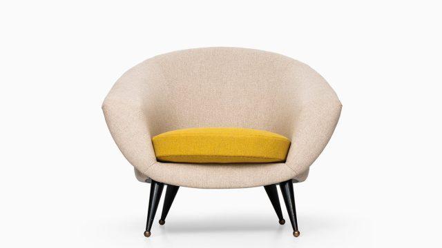 Folke Jansson easy chair model Tellus at Studio Schalling