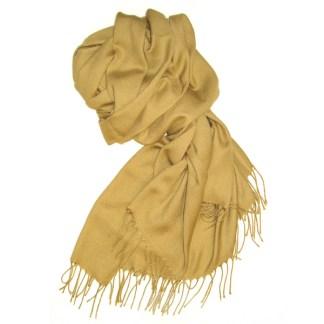 Pashmina Schal in beige