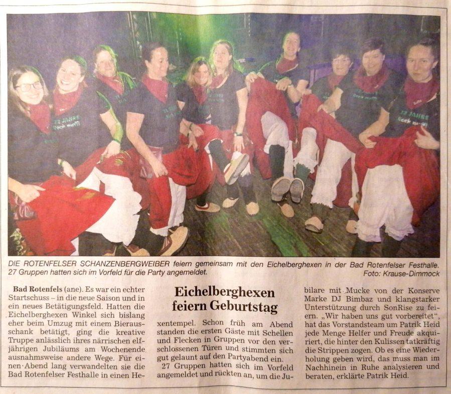 Zeitungsartikel BNN 14.01.2020