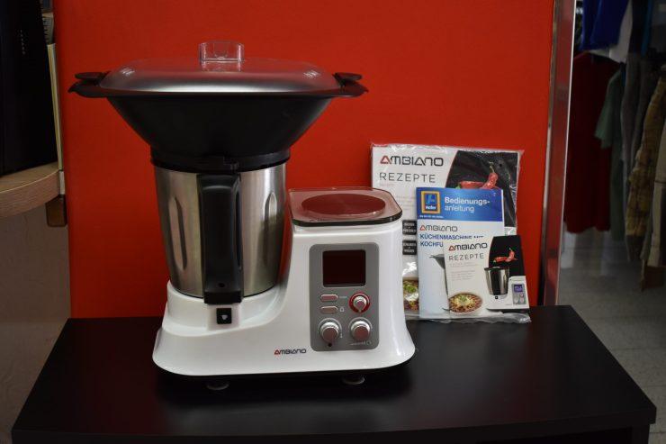 Ambiano Küchenmaschine Online Kaufen 2021