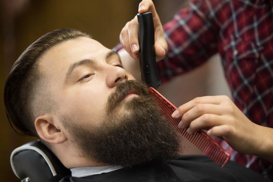 A beautiful beard needs care