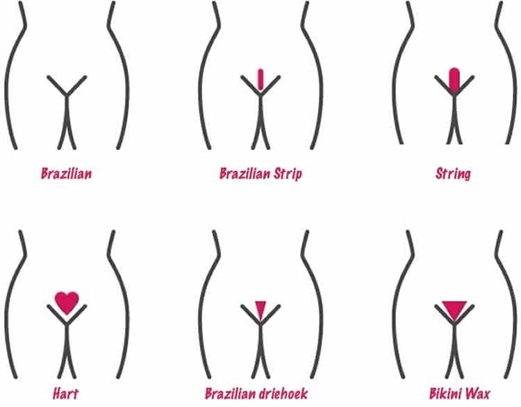 Afbeeldingsresultaat voor bikinilijn