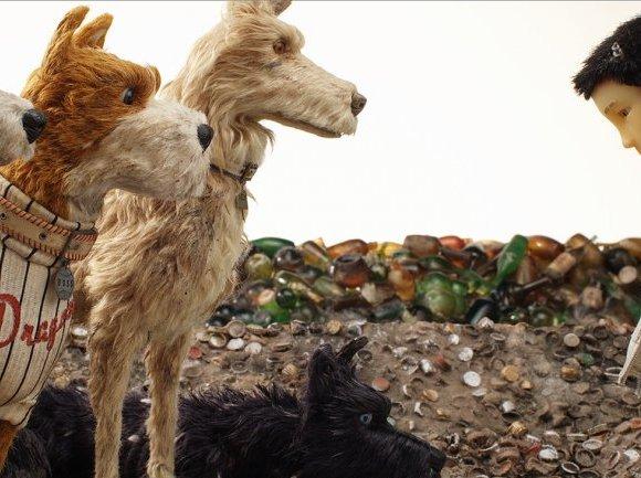 frame da L'isola dei cani
