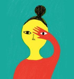 Raffigurazione scelta dall'autrice dell'articolo per rappresentare l'eroina del romanzo, la moglie del primo cieco. L'unica che ancora ci vede.
