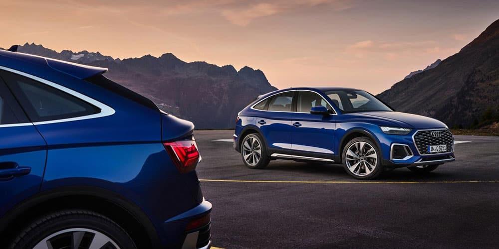 Audi Q5 Sportback | News Scheidweg-Garage AG