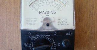 Multimetrul MAVO 35