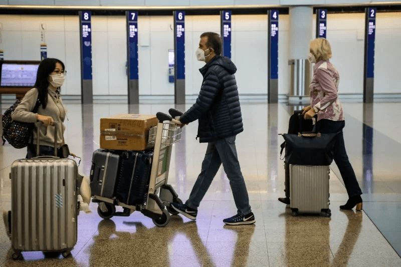 Coronavirus Travel Restrictions: Europe to Tighten Entry Rules for ...