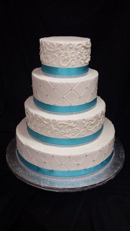 Wedding Cakes Schenk S Family Bakery