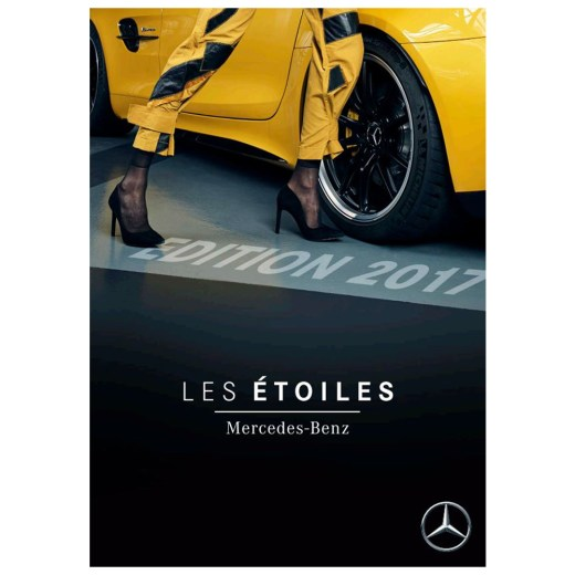 Schepers Bosman Mercedes-Benz Les Etoiles Paris FashionWeek