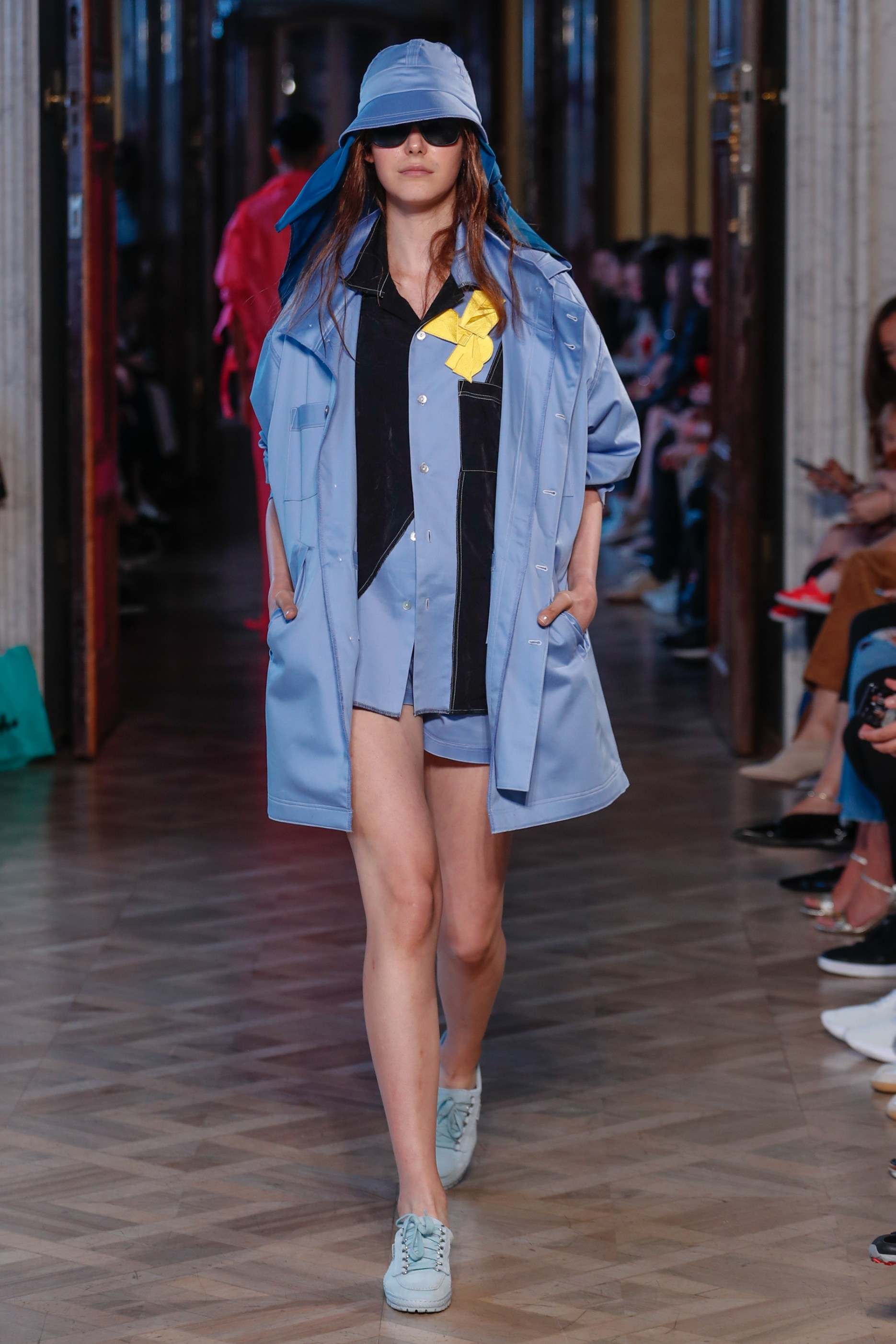 Schepers Bosman SS19 Spring Summer 2019 Mercedes Benz Prague FashionWeek Wmns Womenswear