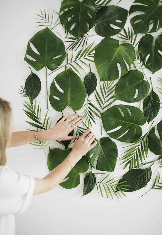 6 kreative Ideen für Pflanzen Deko | schereleimpapier DIY