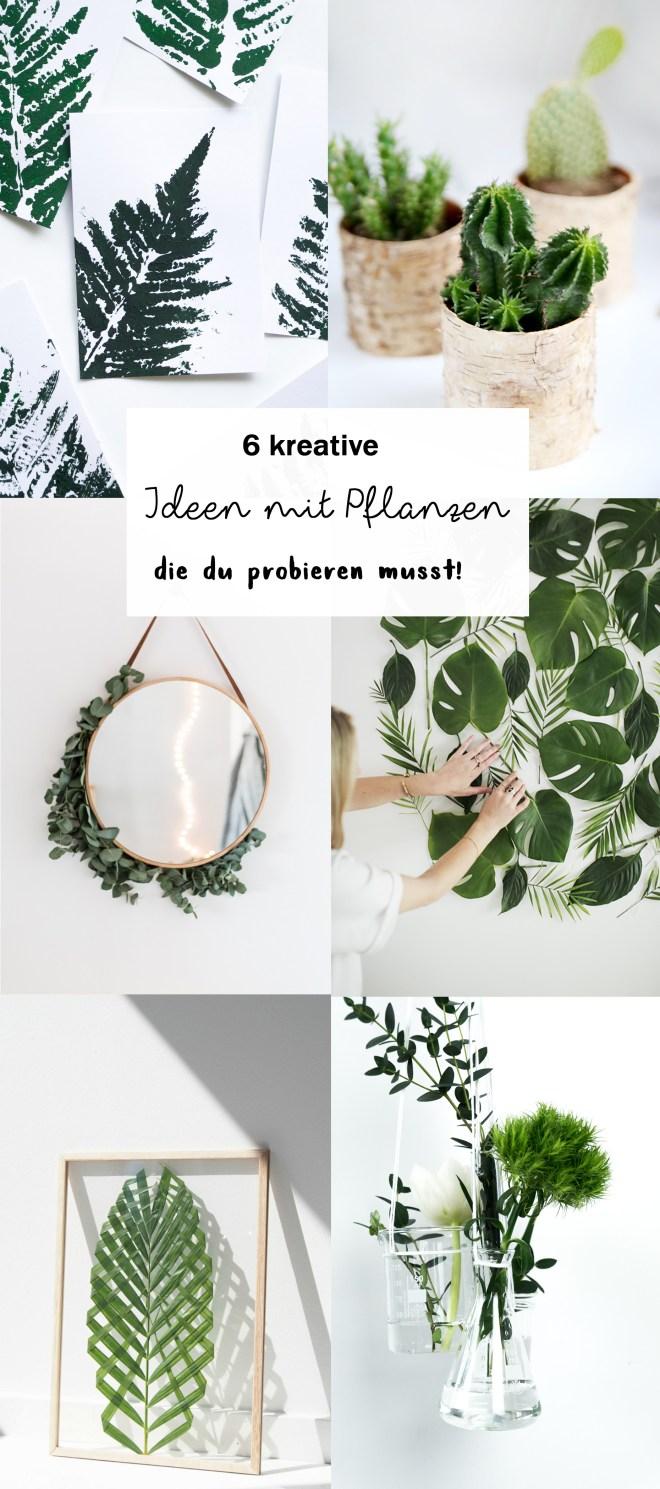Diy Ideen 6 kreative ideen für pflanzen deko schereleimpapier diy